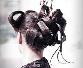 Stylizacja fryzur - galeria