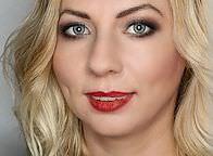 Makijaż kontrastowy, fot. Agnieszka Chełmońska