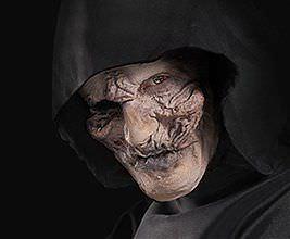 """""""Zombie"""" - egzamin zcharakteryzacji. Projekt: Paula Nowak; fotografia: Piotr Pazdyka, styczeń 2016 r. Szkoła Wizażu iCharakteryzacji SWiCH"""