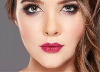 Make-up: Monika Szymańska, Modelka: Patrycja Mądry, Fot.: Piotr Pazdyka