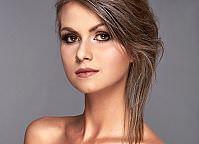 Make-up: Magdalena Kwaśnik, Modelka: Iga Szulc, Fot.: Michał Zagórny