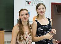 Dzień Otwarty SWiCH & bezpłatne warsztaty charakteryzacji filmowej. 26 VII 2016 r. Fot. Adrianna Sawińska