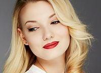 Make-up: Natalia Janacze, modelka: Alicja Chorzelewska, Fotografia: Piotr Pazdyka