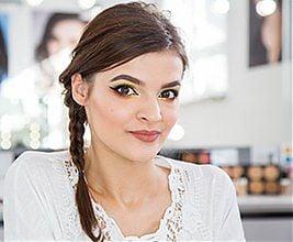 Spring makeup - SWiCh w60 sekund - Paulina Wisińska