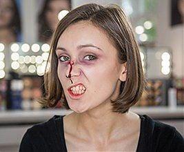 Broken nose characterization - SWiCh w60 sekund - Kaja Jałoza