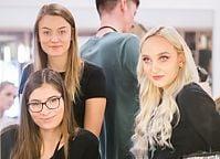 Szkoła Wizażu i Charakteryzacji SWiCh praktykuje za kulisami The Voice of Poland! Listopad 2018 r. Fot. Anita Kot