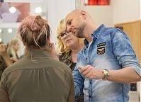 Warsztaty wizażu z Danielem Sobieśniewskim w Szkole Wizażu i Charakteryzacji SWiCh. 13 grudnia 2018 r.