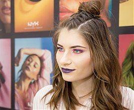Warsztaty makijażu z Magdaleną Graff z NYX Proffesional Makeup. Wiosna 2019 r.