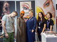 Szkoła Wizażu iCharakteryzacji SWiCh na Targach Beauty Forum. 21-22 września 2019 r.