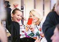 Szkoła Wizażu iCharakteryzacji SWiCh na 10. edycji programu Voice of Poland. Listopad 2019 r. Fot. Anita Kot