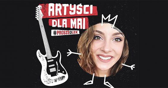 SWiCh na koncercie: Artyści dla Mai #proszęolek. 24 stycznia 2020
